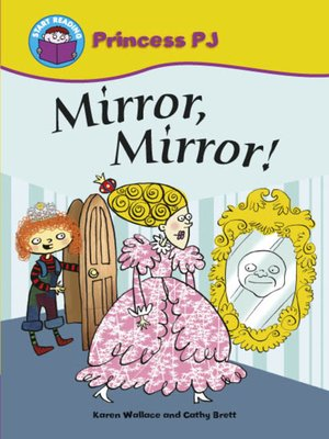cover image of Mirror Mirror!