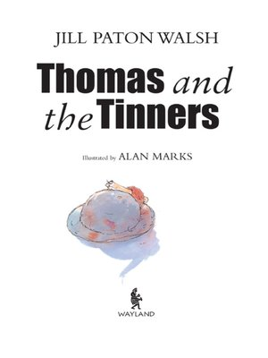 cover image of Thomas and the Tinners