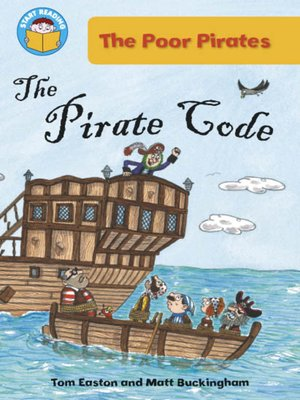 cover image of The Pirate Code