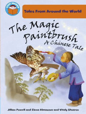 cover image of The Magic Paintbrush