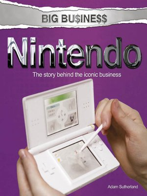 cover image of Nintendo