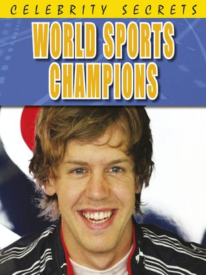 cover image of World Sports Champions