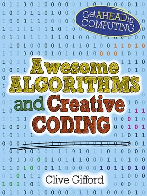 cover image of Awesome Algorithms & Creative Coding