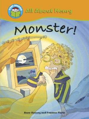 cover image of Monster!