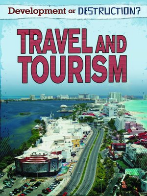 cover image of Travel and Tourism