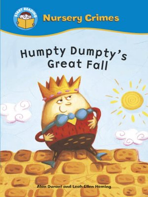 cover image of Humpty Dumpty's Great Fall