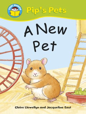 cover image of A New Pet