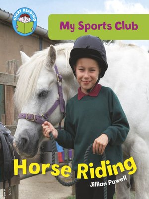 cover image of Horse Riding
