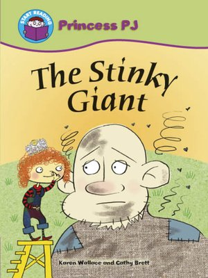 cover image of The Stinky Giant