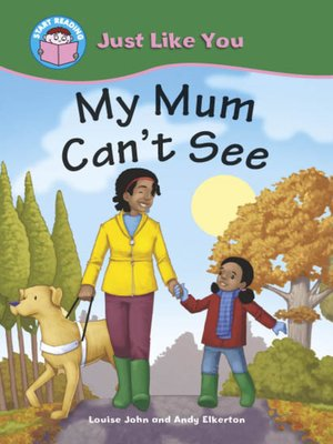 cover image of My Mum Can't See