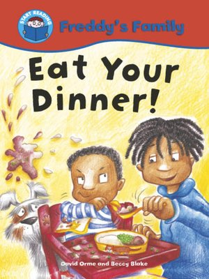 cover image of Eat Your Dinner!