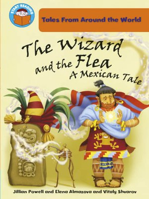 cover image of The Wizard and the Flea