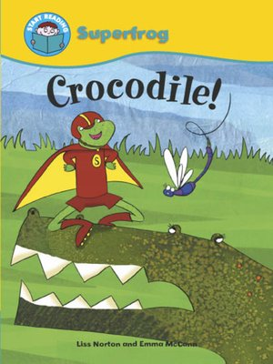cover image of Crocodile!