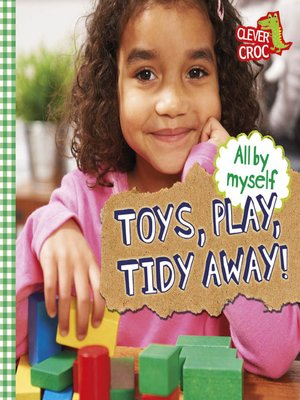 cover image of Toys, Play, Tidy Away!