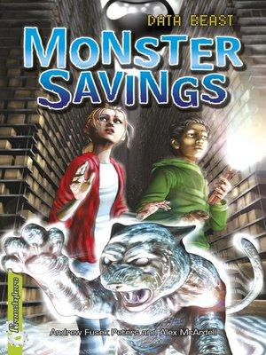 cover image of Monster Savings