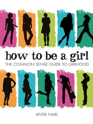 cover image of How to be a Girl