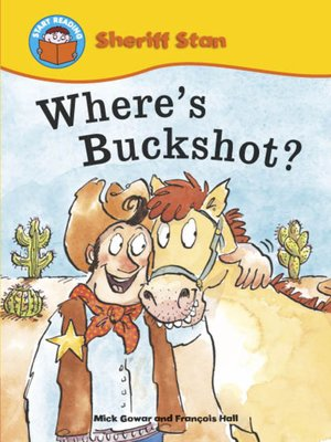 cover image of Where's Buckshot?