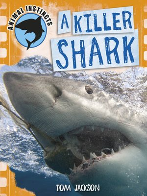 cover image of A Killer Shark