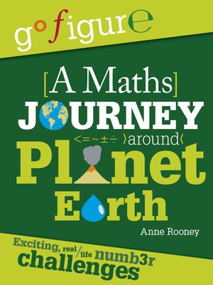 cover image of A Maths Journey through Planet Earth