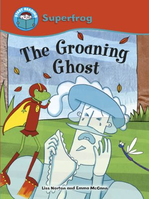 cover image of The Groaning Ghost