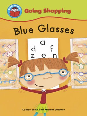 cover image of Blue Glasses