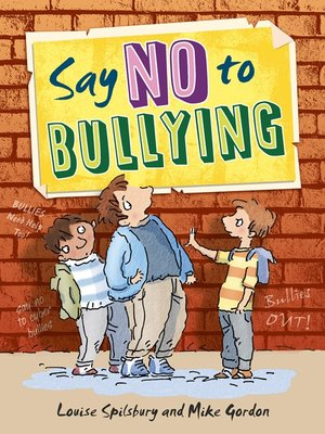 cover image of Say No to Bullying