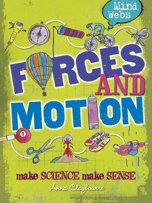 cover image of Forces and Motion