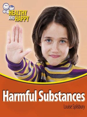 cover image of Harmful Substances