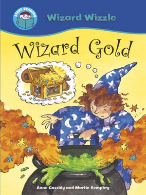 cover image of Wizard Gold