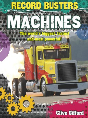 cover image of Machines