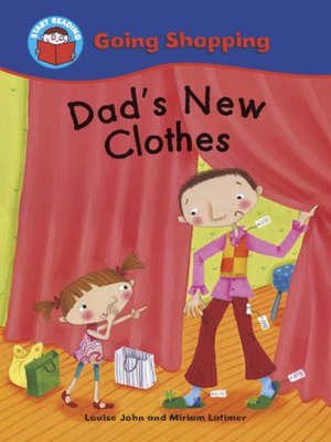 cover image of Dad's New Clothes