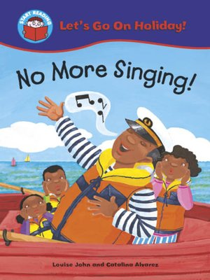 cover image of No More Singing