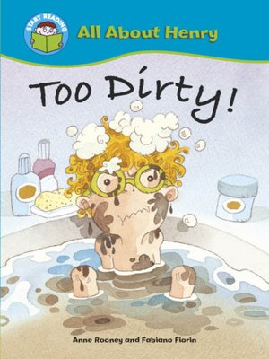 cover image of Too Dirty!