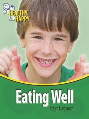 cover image of Eating Well