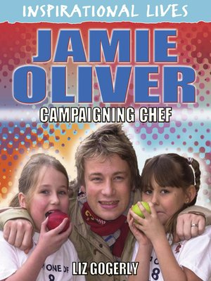 cover image of Jamie Oliver