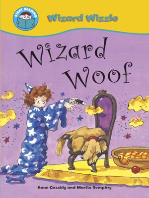 cover image of Wizard Woof