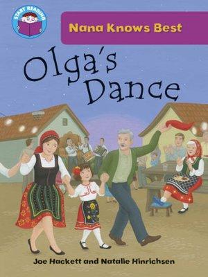 cover image of Olga's Dance