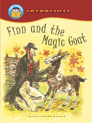 cover image of Finn and the Magic Goat