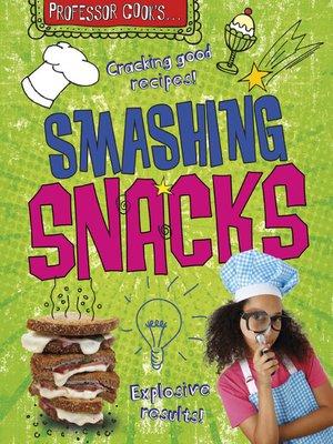 cover image of Smashing Snacks
