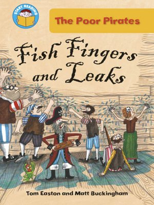 cover image of Fish Fingers and Leaks