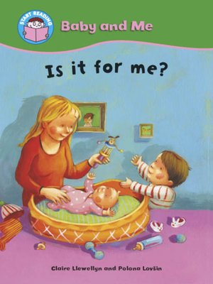 cover image of Is it for me?