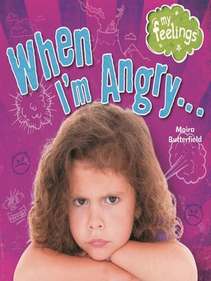 cover image of When I'm Angry