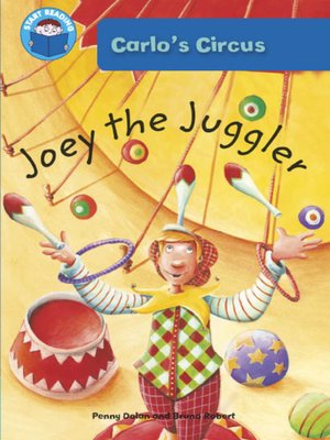 cover image of Joey The Juggler
