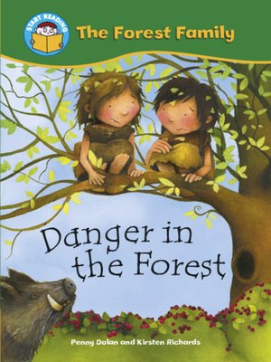 cover image of Danger in the Forest