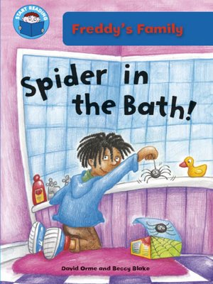 cover image of Spider In The Bath!