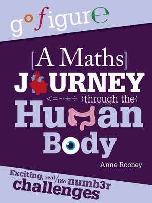 cover image of A Maths Journey through the Human Body