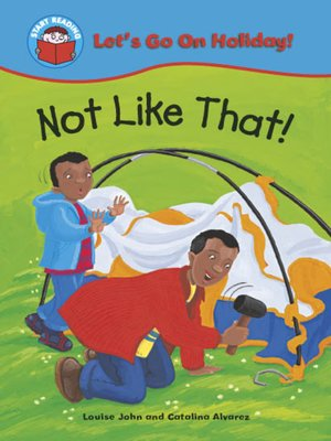 cover image of Not Like That!