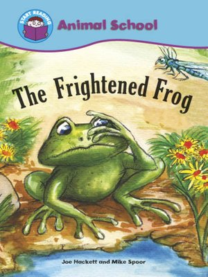 cover image of The Frightened Frog