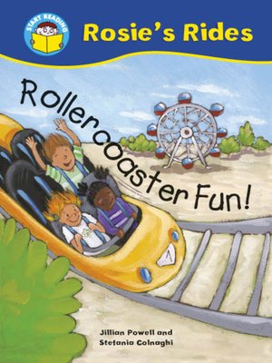 cover image of Rollercoaster Fun!