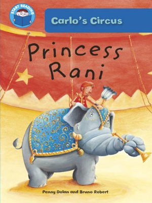 cover image of Princess Rani
